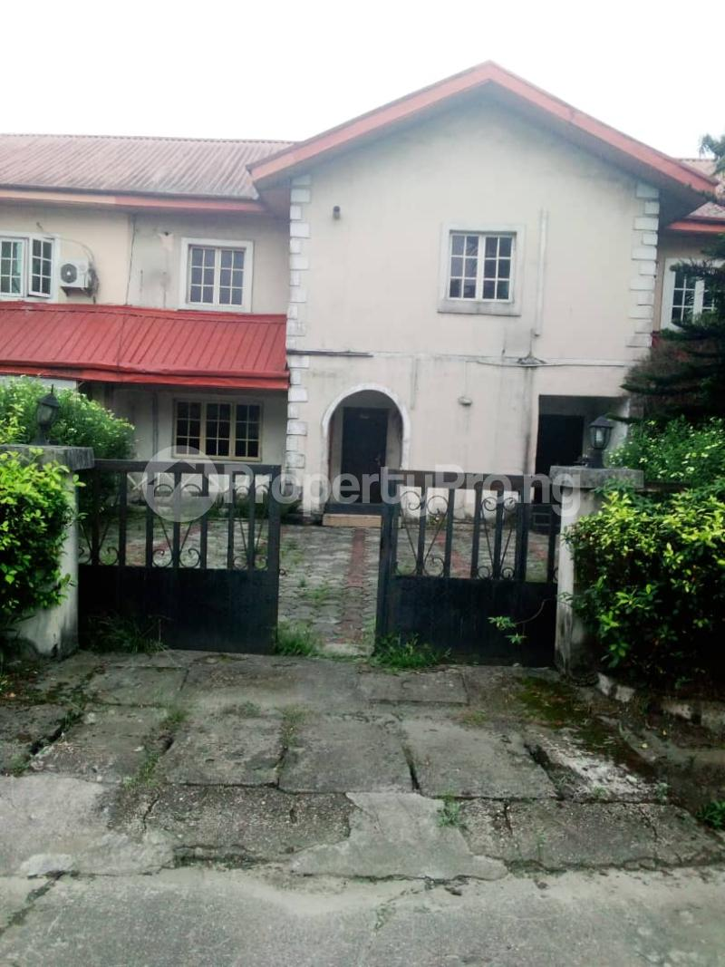 3 bedroom Terraced Duplex House for sale Trans Amadi Gardens Trans Amadi Port Harcourt Rivers - 5