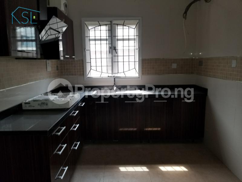 4 bedroom Terraced Duplex House for rent Osborne Phase 2 Ikoyi Lagos - 10