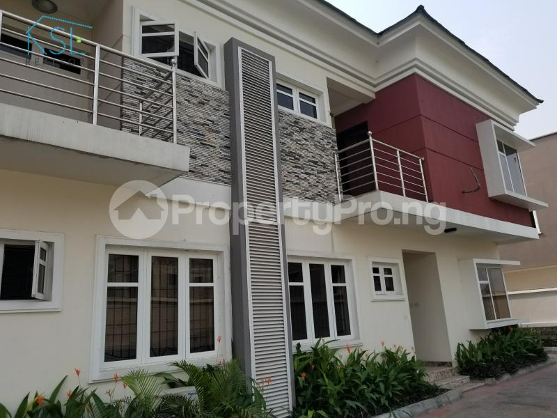 4 bedroom Terraced Duplex House for rent Osborne Phase 2 Ikoyi Lagos - 0
