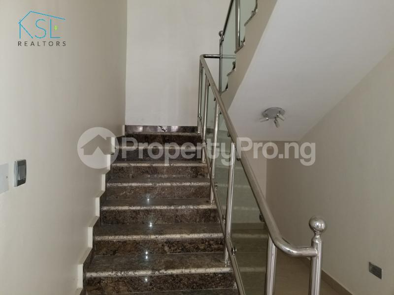 4 bedroom Terraced Duplex House for rent Osborne Phase 2 Ikoyi Lagos - 3