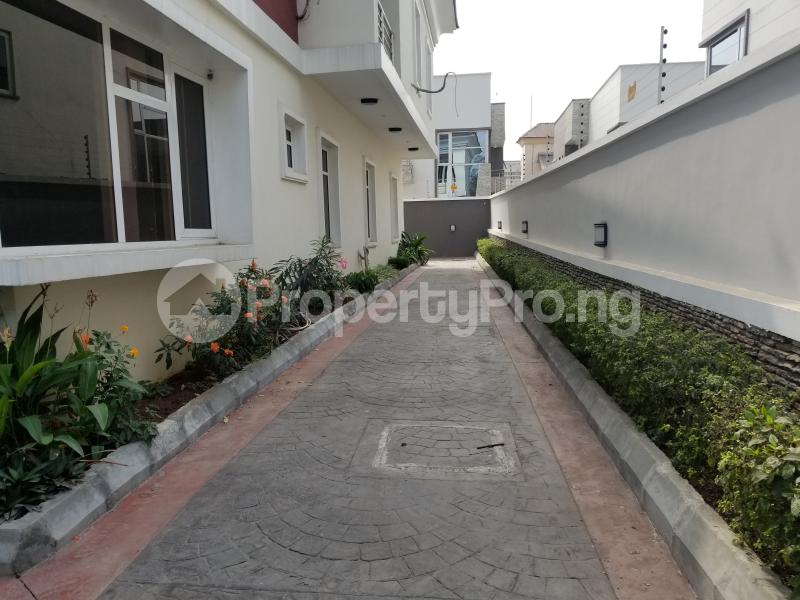 4 bedroom Terraced Duplex House for rent Osborne Phase 2 Ikoyi Lagos - 17