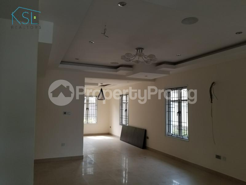 4 bedroom Terraced Duplex House for rent Osborne Phase 2 Ikoyi Lagos - 1