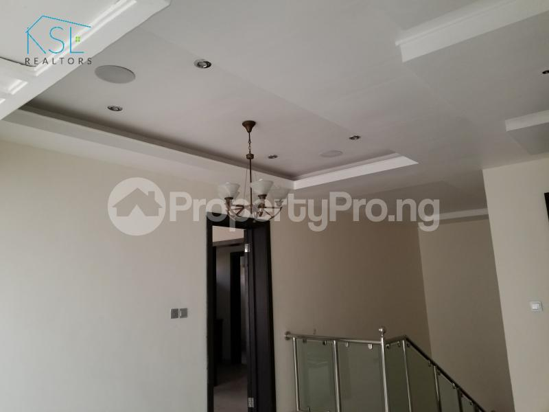 4 bedroom Terraced Duplex House for rent Osborne Phase 2 Ikoyi Lagos - 4