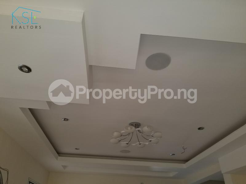 4 bedroom Terraced Duplex House for rent Osborne Phase 2 Ikoyi Lagos - 2
