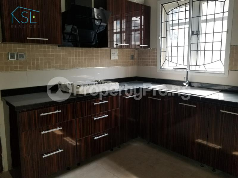 4 bedroom Terraced Duplex House for rent Osborne Phase 2 Ikoyi Lagos - 8