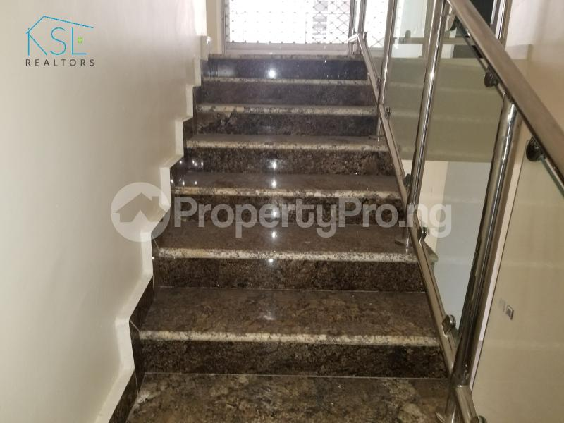 4 bedroom Terraced Duplex House for rent Osborne Phase 2 Ikoyi Lagos - 5
