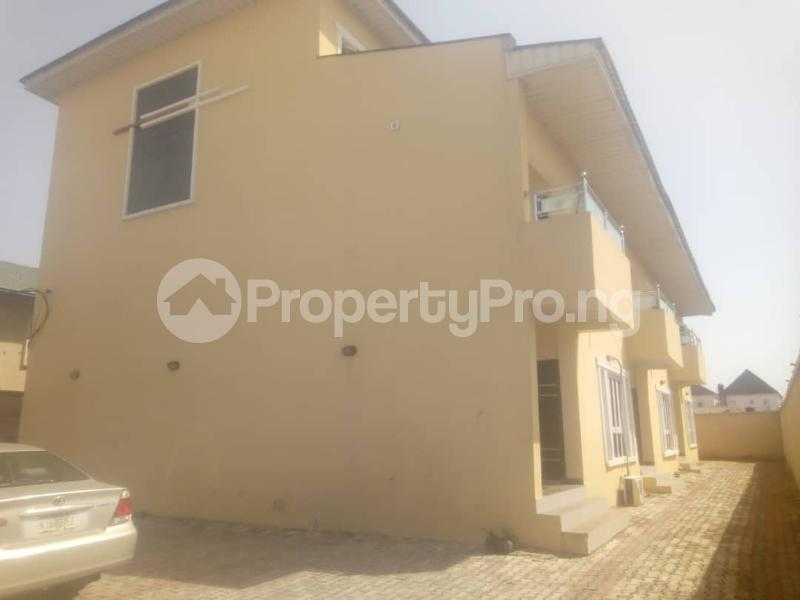 3 bedroom Terraced Duplex House for rent Ikota Lekki Lagos - 0