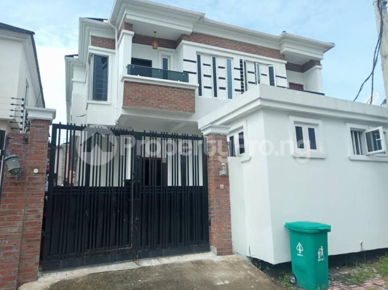 4 bedroom Semi Detached Duplex House for rent Agungi Lekki Lagos - 0