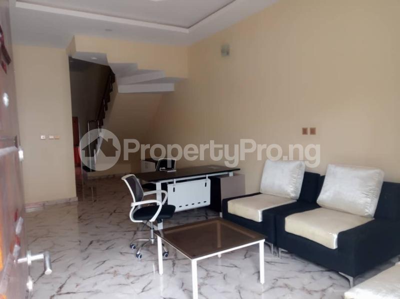 4 bedroom Semi Detached Duplex House for rent Agungi Lekki Lagos - 1