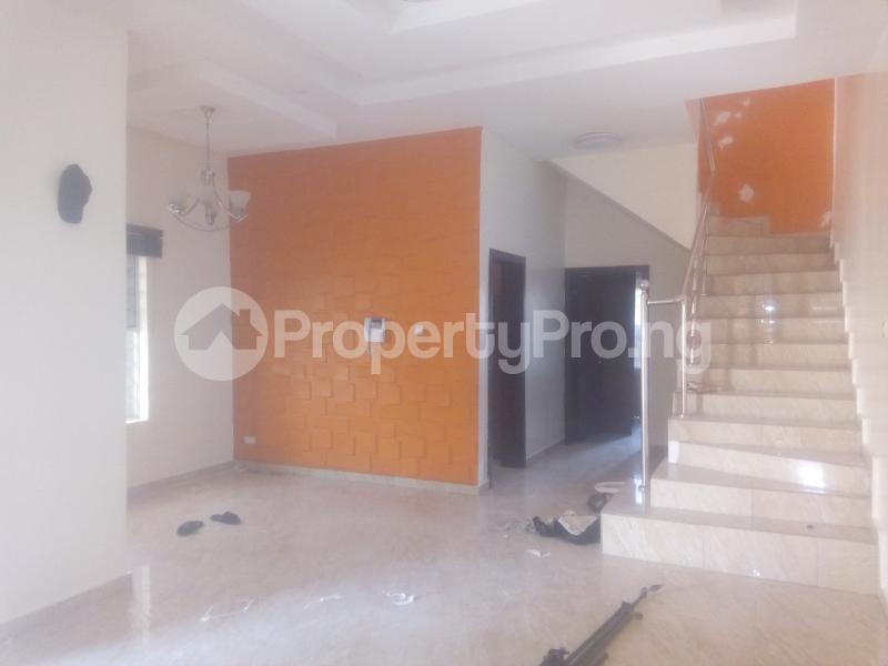 4 bedroom Semi Detached Duplex House for rent Idado Lekki Lagos - 13