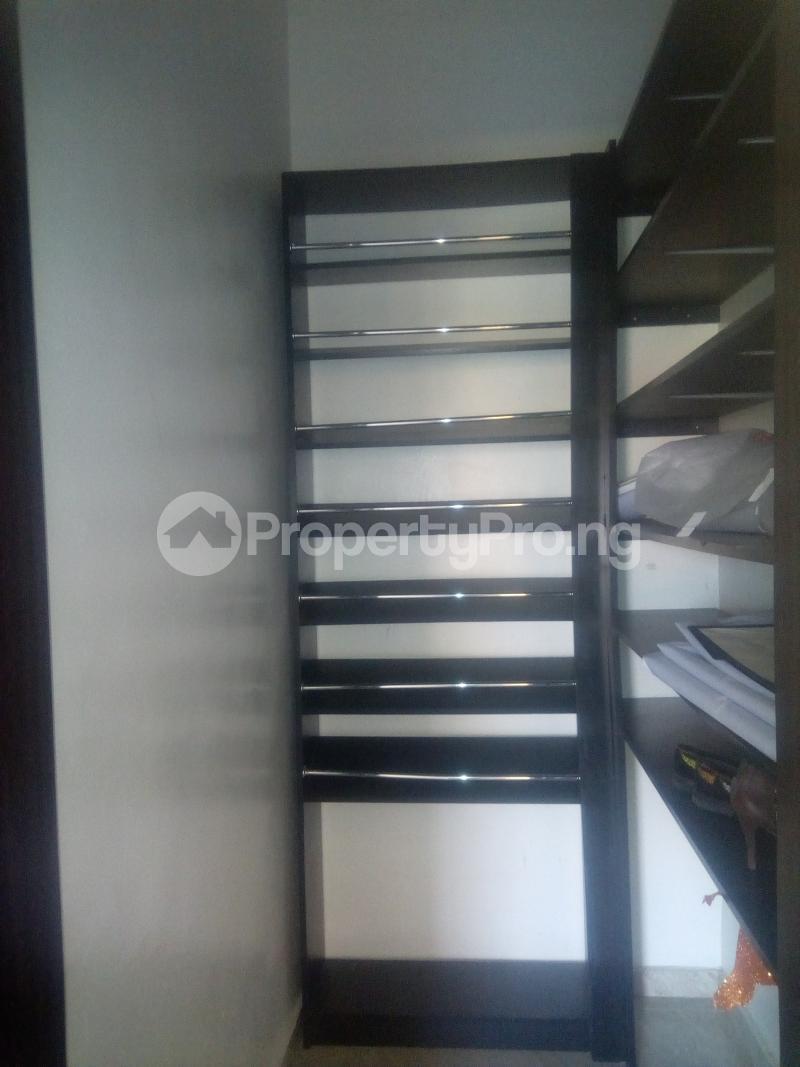 4 bedroom Semi Detached Duplex House for rent Idado Lekki Lagos - 5