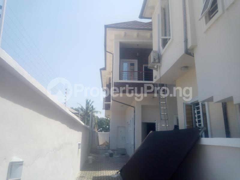 4 bedroom Semi Detached Duplex House for rent Idado Lekki Lagos - 2