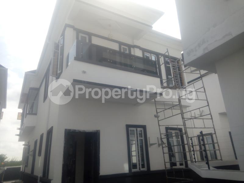 4 bedroom Semi Detached Duplex House for rent Ikate Lekki Lagos - 0