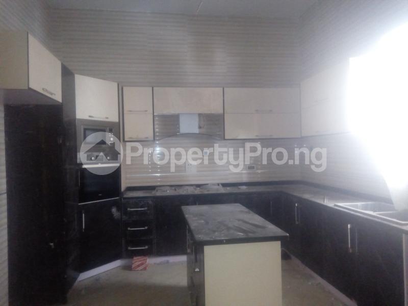 4 bedroom Semi Detached Duplex House for rent Ikate Lekki Lagos - 5