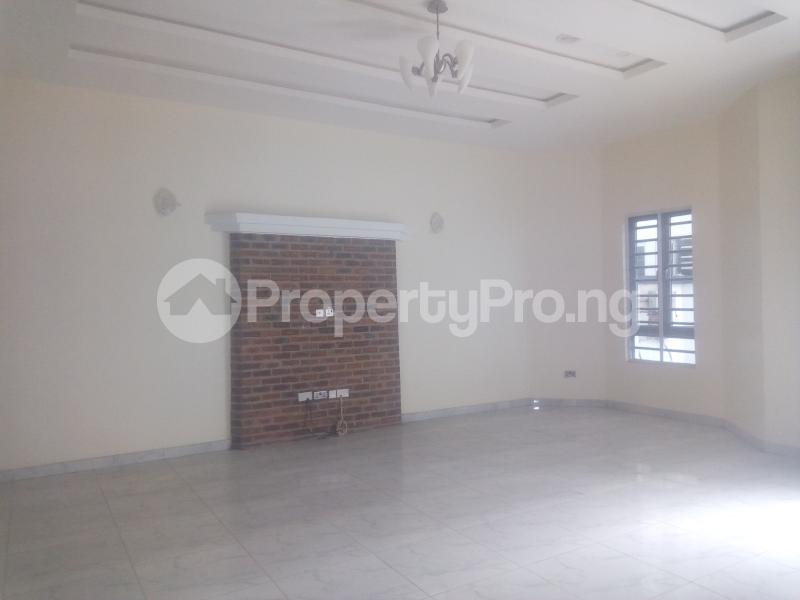 4 bedroom Semi Detached Duplex House for rent Osapa london Lekki Lagos - 14