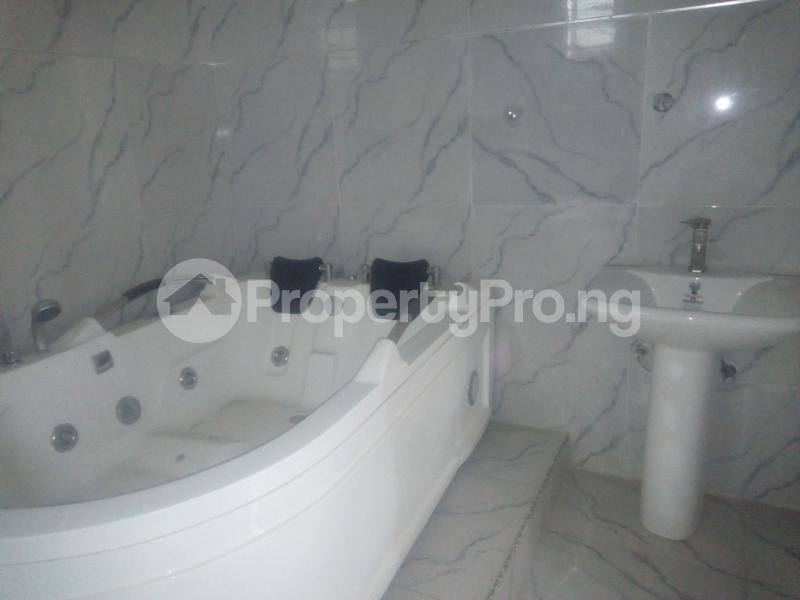 4 bedroom Semi Detached Duplex House for rent Osapa london Lekki Lagos - 3