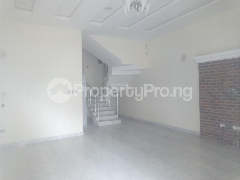 4 bedroom Semi Detached Duplex House for rent Osapa london Lekki Lagos - 13