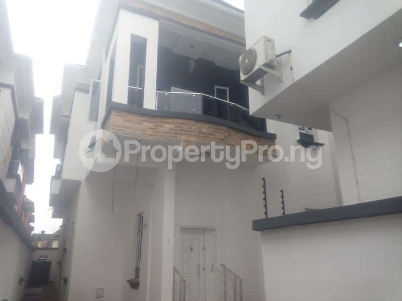4 bedroom Semi Detached Duplex House for rent Osapa london Lekki Lagos - 1
