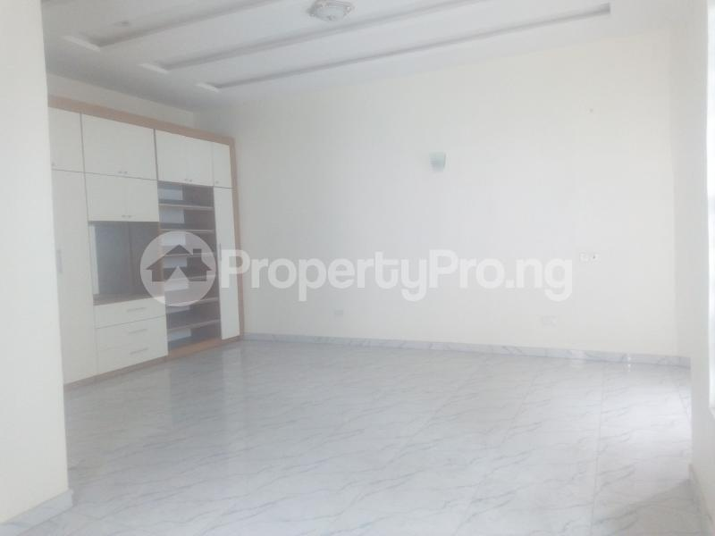 4 bedroom Semi Detached Duplex House for rent Osapa london Lekki Lagos - 5