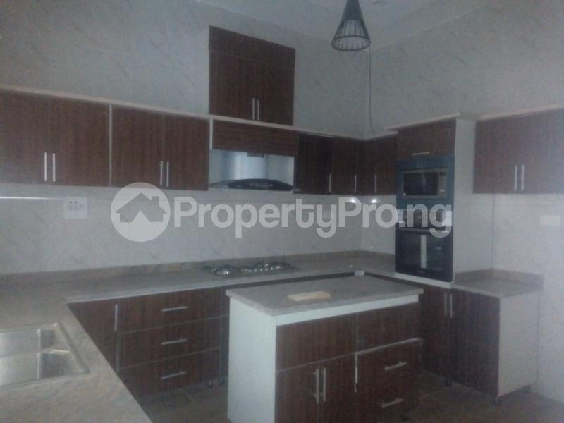 4 bedroom Semi Detached Duplex House for rent Osapa london Lekki Lagos - 11