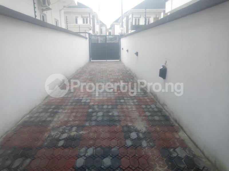 4 bedroom Semi Detached Duplex House for rent Osapa london Lekki Lagos - 0