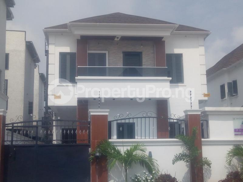 4 bedroom Detached Duplex House for sale .. Ikate Lekki Lagos - 0
