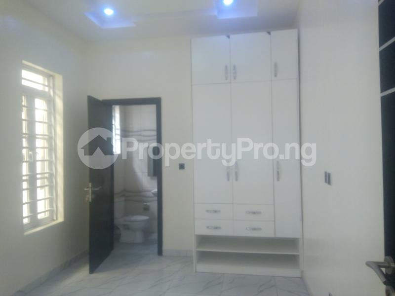 4 bedroom Semi Detached Duplex House for sale Osapa london Lekki Lagos - 8