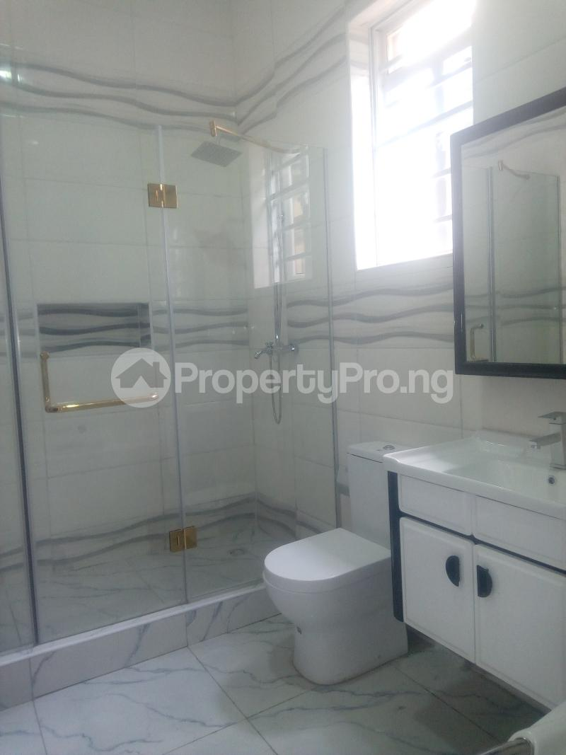 4 bedroom Semi Detached Duplex House for sale Osapa london Lekki Lagos - 3