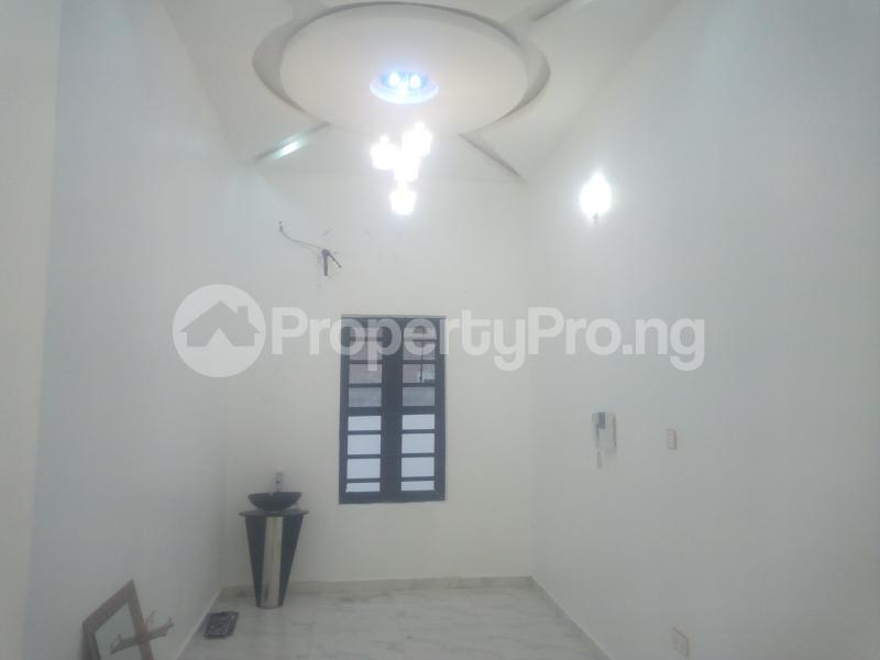 4 bedroom Semi Detached Duplex House for rent Osapa london Lekki Lagos - 6