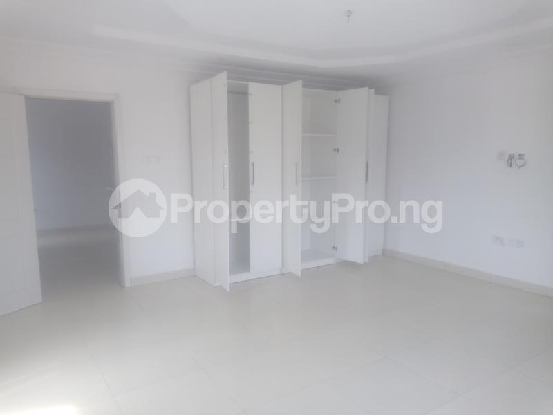 4 bedroom Semi Detached Duplex House for rent Osapa london Lekki Lagos - 8