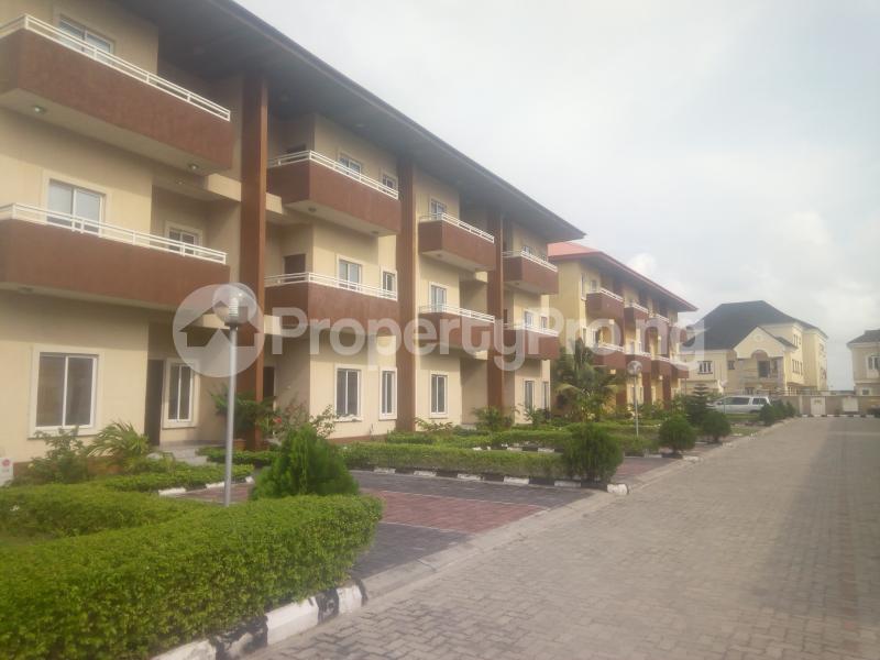 4 bedroom Terraced Duplex House for sale Ilasan Lekki Lagos - 1