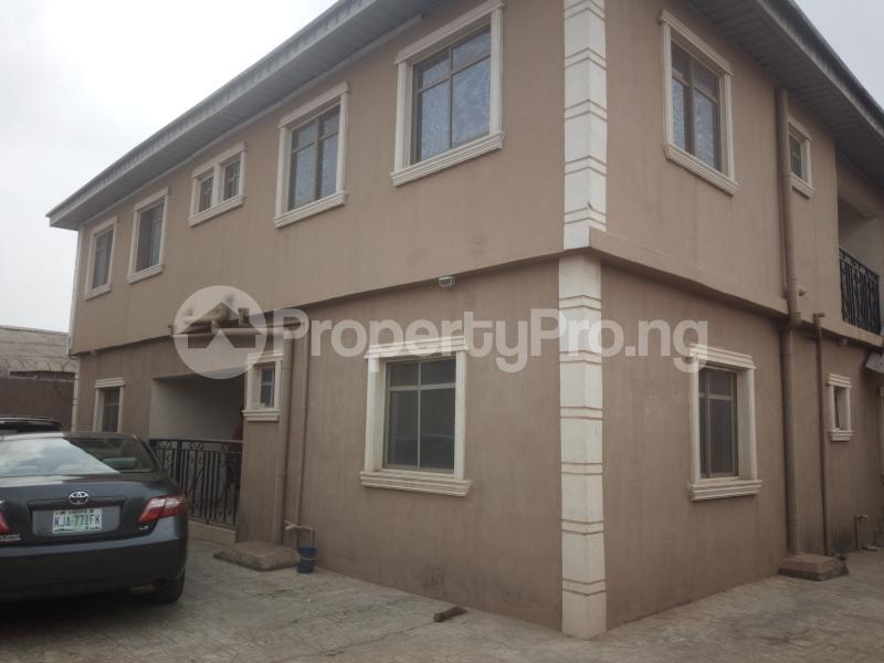 3 bedroom Self Contain Flat / Apartment for rent Command Ipaja Lagos Akowonjo Alimosho Lagos - 0