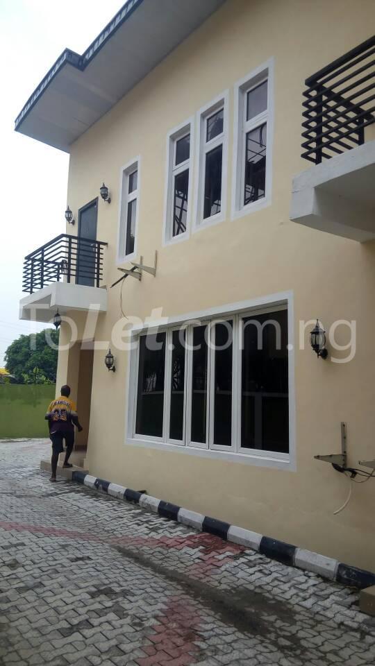 3 bedroom Flat / Apartment for rent Godwin eche Osapa london Lekki Lagos - 1