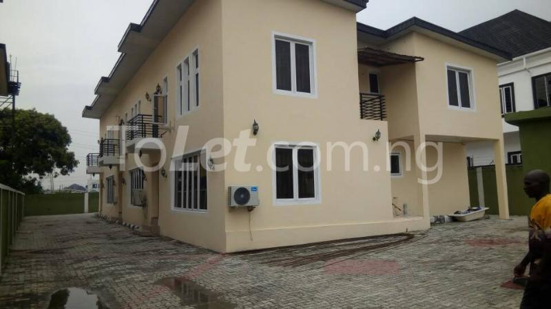 3 bedroom Flat / Apartment for rent Godwin eche Osapa london Lekki Lagos - 0