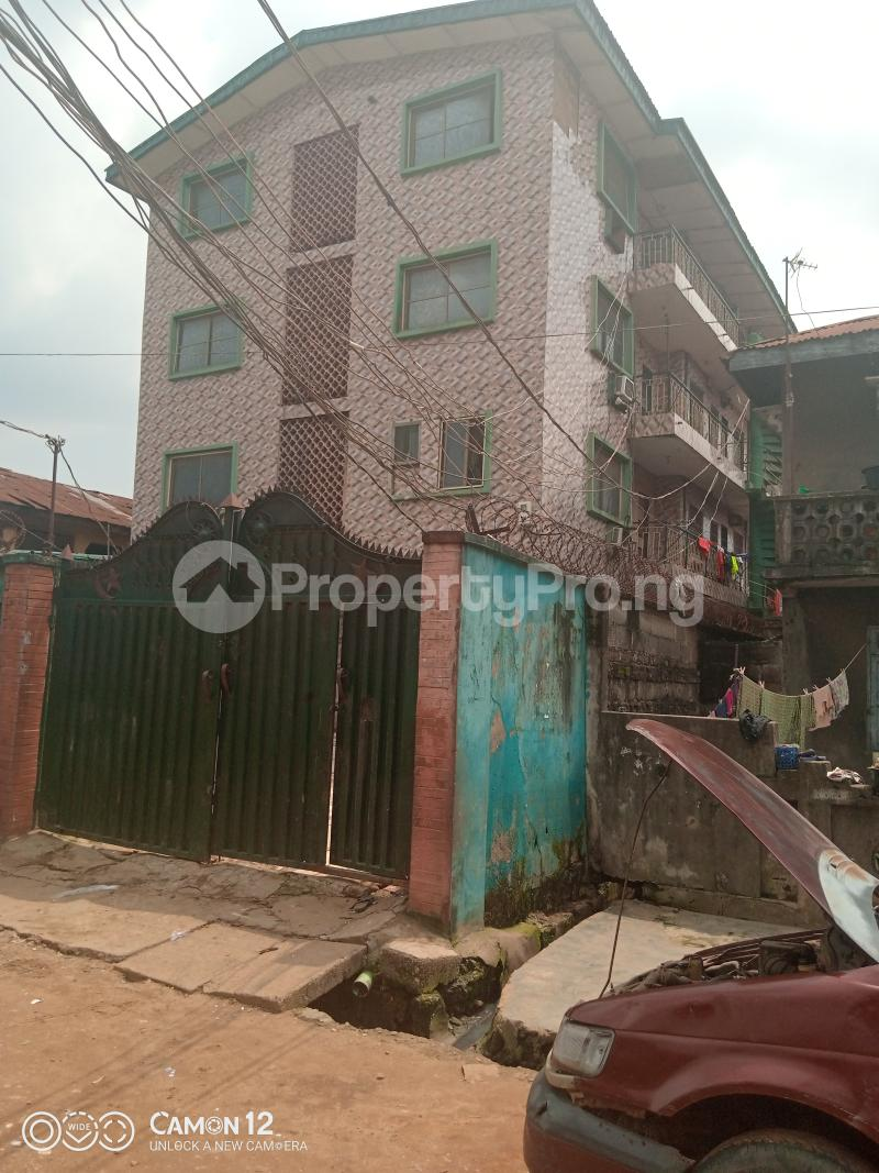 10 bedroom Blocks of Flats House for sale ADELABU STREET, OFF OLATEJU STREET Mushin Lagos - 0