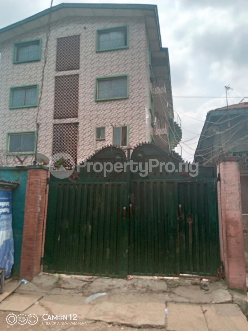 10 bedroom Blocks of Flats House for sale ADELABU STREET, OFF OLATEJU STREET Mushin Lagos - 1