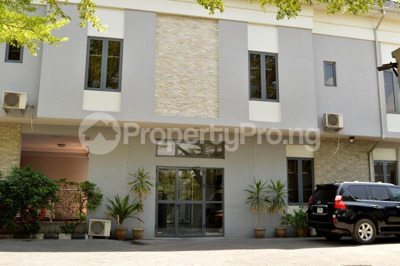 1 bedroom mini flat  Self Contain Flat / Apartment for shortlet 19 Ladipo Omotesho Cole Street, Lekki Phase 1 Lekki Lagos - 0
