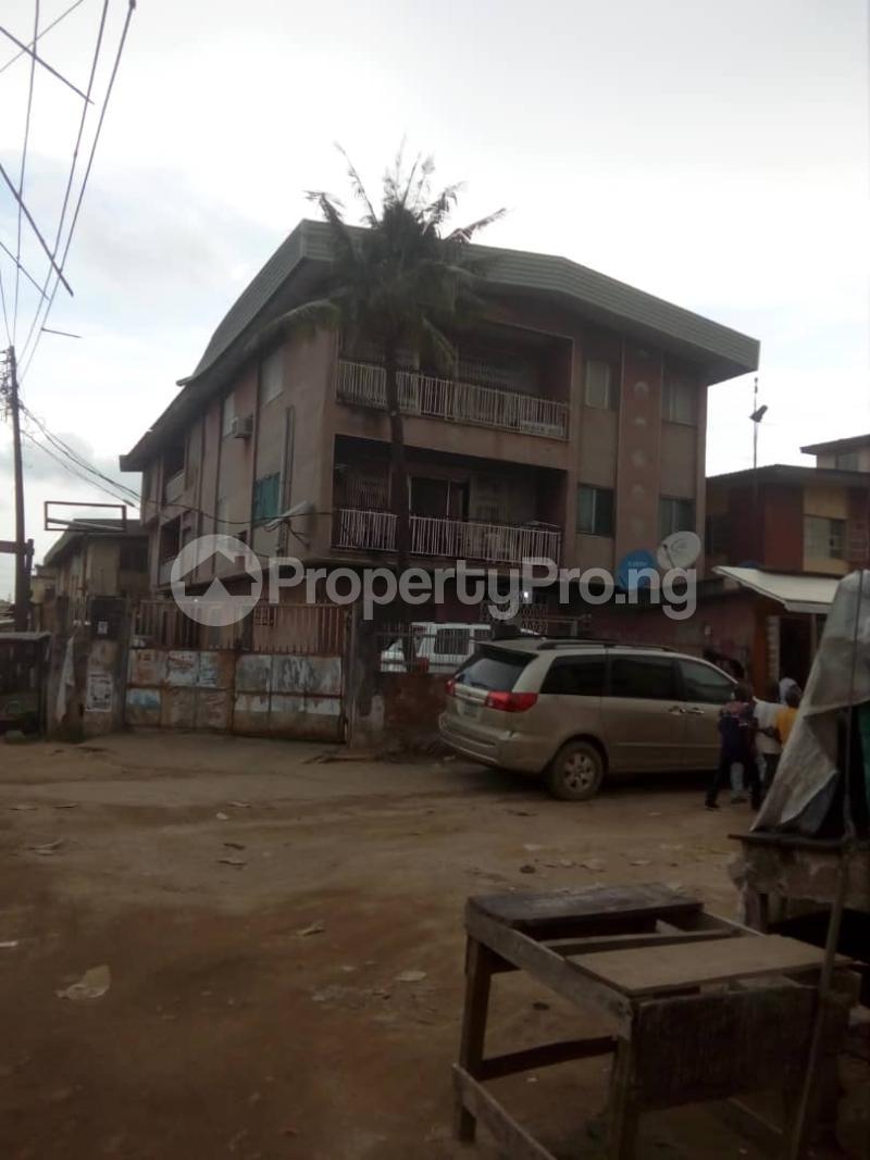 House for rent Bakare str Abule Egba Lagos - 0