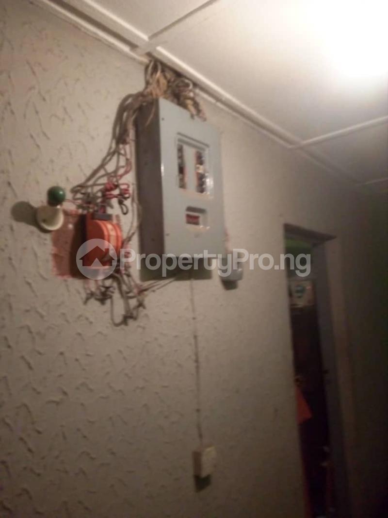 House for rent Bakare str Abule Egba Lagos - 1
