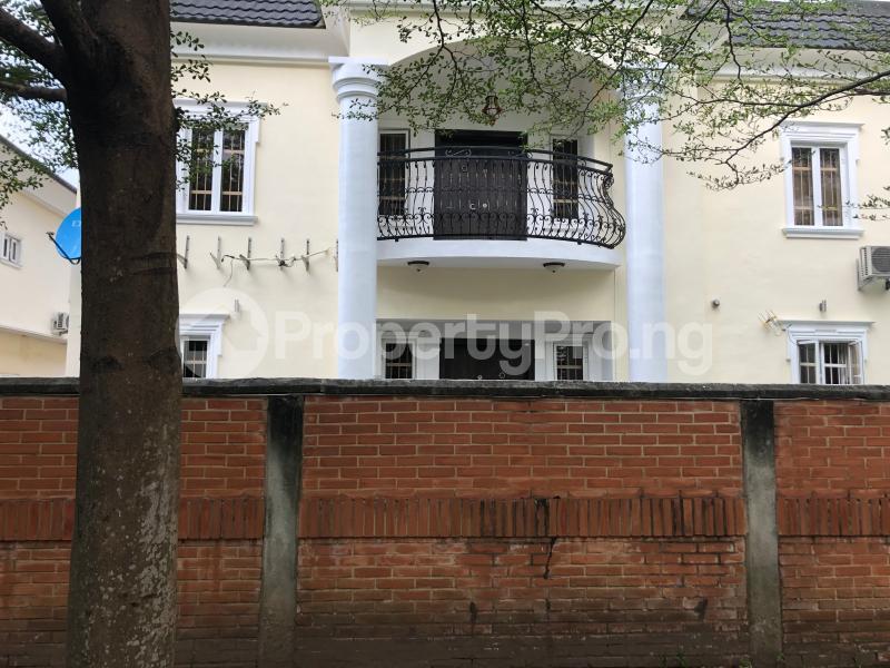 5 bedroom Detached Duplex House for rent Chevron  chevron Lekki Lagos - 1
