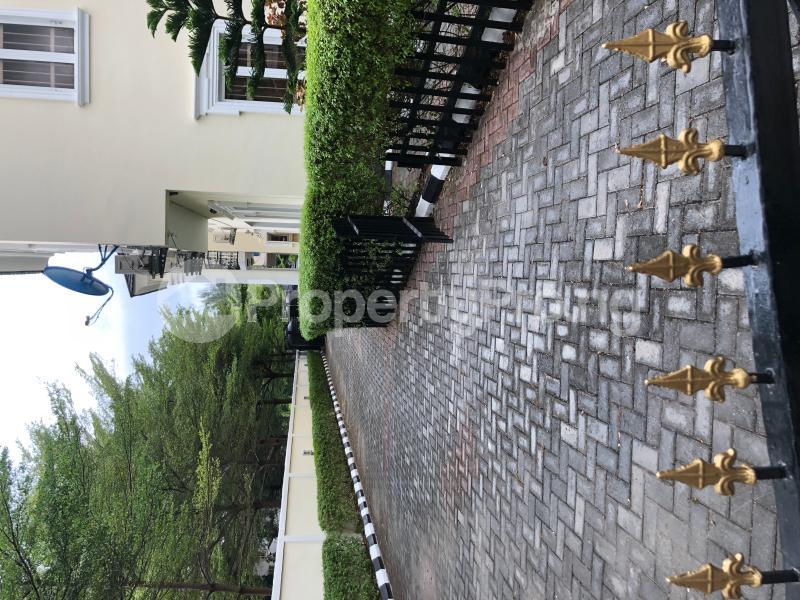 5 bedroom Detached Duplex House for rent Chevron  chevron Lekki Lagos - 2