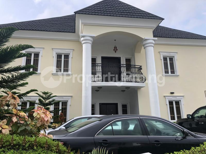5 bedroom Detached Duplex House for rent Chevron  chevron Lekki Lagos - 0