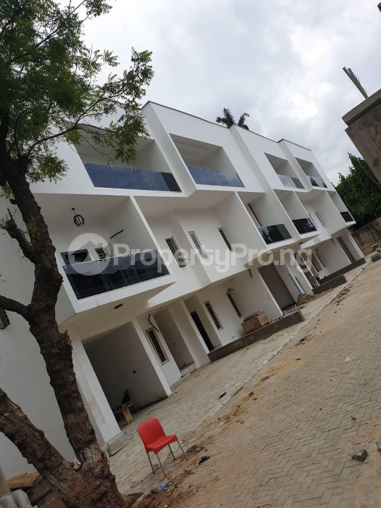 4 bedroom Terraced Duplex House for rent Oduduwa crescent Ikeja GRA Ikeja Lagos - 0