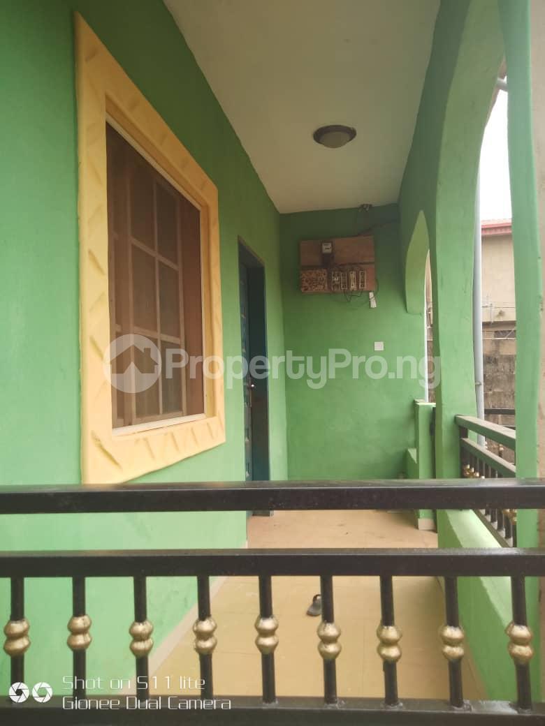 1 bedroom mini flat  Mini flat Flat / Apartment for rent Otun acute Femi Phillip Yakoyo/Alagbole Ojodu Lagos - 1