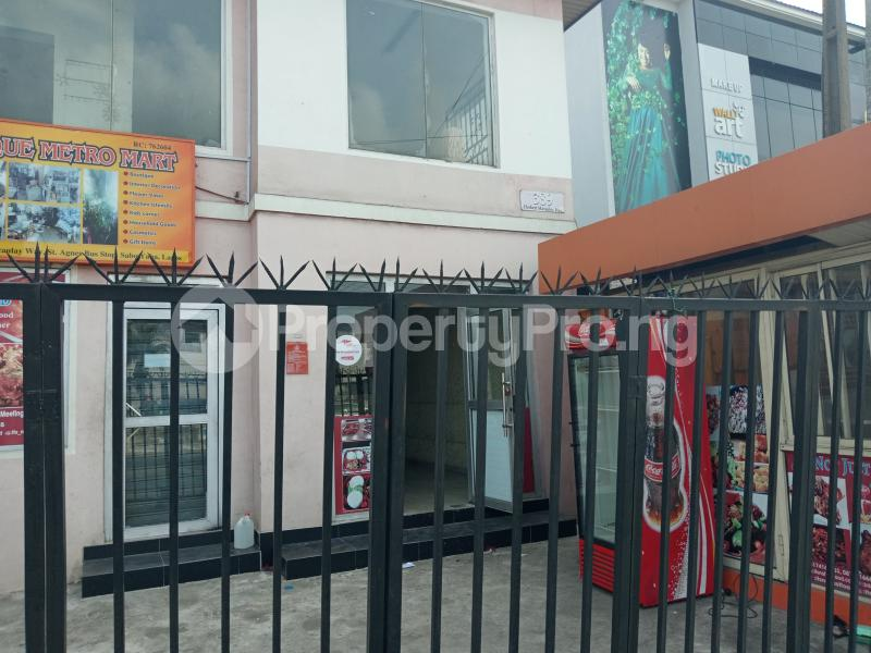 Shop in a Mall Commercial Property for rent Herbert macculley rd Sabo Yaba Lagos - 5
