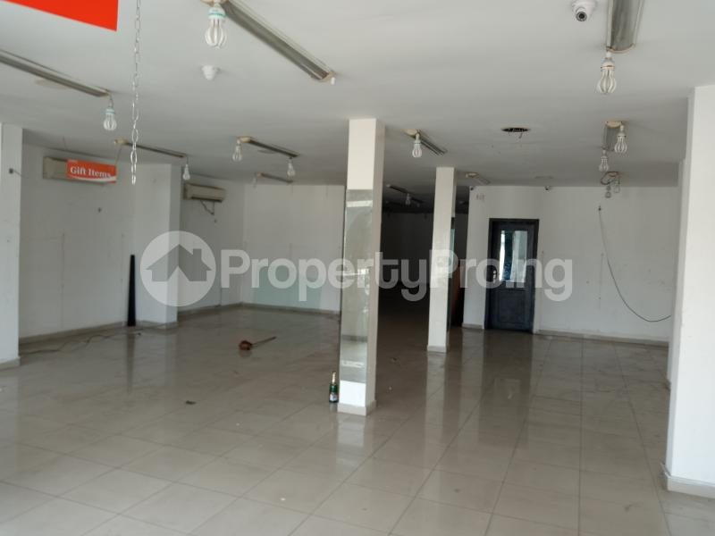 Shop in a Mall Commercial Property for rent Herbert macculley rd Sabo Yaba Lagos - 1