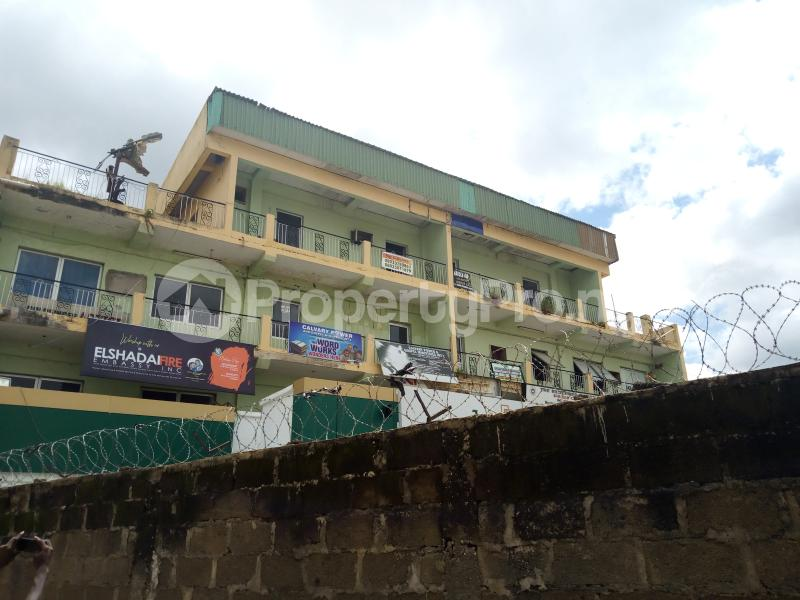 Office Space Commercial Property for rent 11 unity road Ilorin Kwara - 0