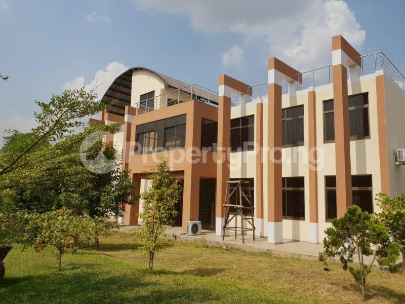 5 bedroom Detached Duplex House for sale Along Ahmadu Bello way  Kado Abuja - 7