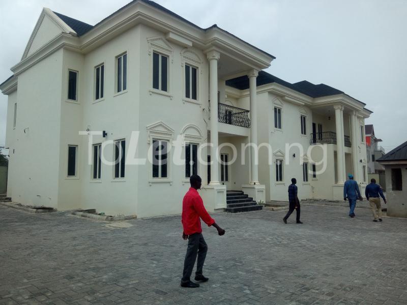 4 bedroom House for sale Aerodrome Gra Samonda Ibadan Oyo - 0