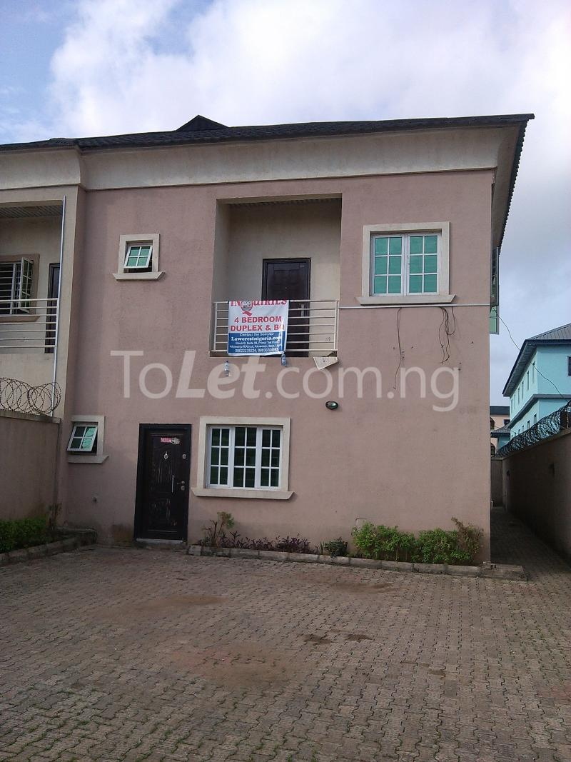 House for sale off alimosho road Iyana Ipaja Ipaja Lagos - 1